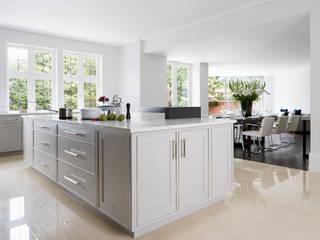 Townhouse Kitchen, Kingston upon Thames LINLEY London Modern kitchen