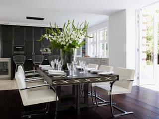 Townhouse Kitchen, Kingston upon Thames Modern kitchen by LINLEY London Modern