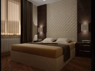 Vera Rybchenko Moderne Schlafzimmer