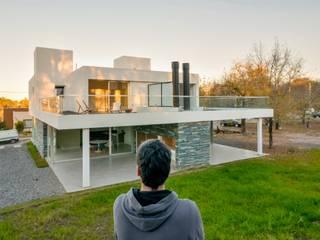 Casas de estilo  de Estudio A+3