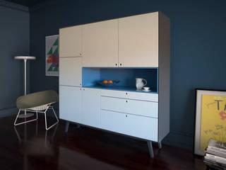 PH-1 da MO-OW Salas de estar minimalistas por MO-OW design . ângela frias e gonçalo dias arquitectos lda Minimalista