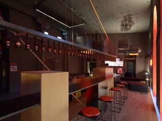 Bar Mahou - Casa Decor 2012 Simona Garufi Bares y clubs de estilo industrial
