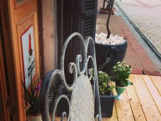 Rustikale Ladenflächen von Kulak Ceramic Rustikal