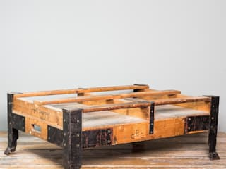 Vintage Möbel: industriell  von Vinterior,Industrial
