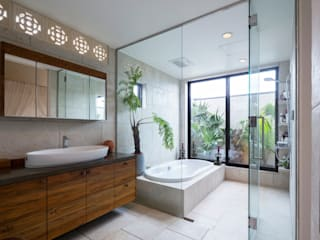 W.D.A Asian style bathroom