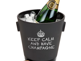 Champagne Cooler:   by Magisso