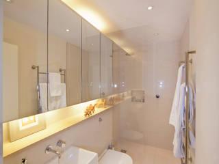 Salle de bains de style  par Gullaksen Architects, Scandinave
