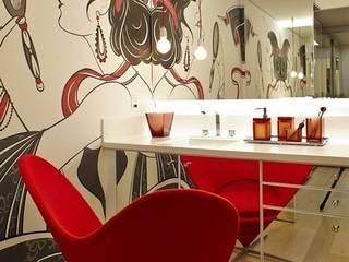 Lovisaro Arquitetura e Design 現代浴室設計點子、靈感&圖片