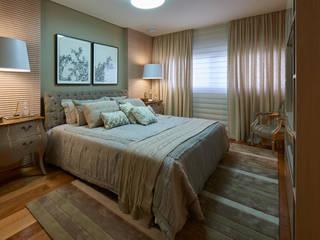 Gláucia Britto Camera da letto in stile classico