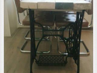 funky table 2:   door Funky furniture