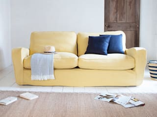 Orson Sofa homify Living roomSofas & armchairs
