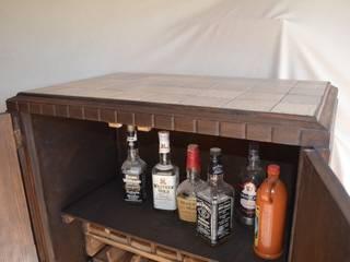 restauracion muebles de RECICLA'RT Rústico