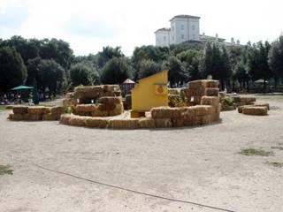 LA CONSERVA DELLA NEVE 2014 Parco dei Daini - Villa Borghese Giardino rurale di Stefania Lorenzini garden designer Rurale