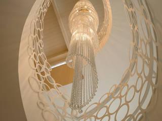 Pasillos, vestíbulos y escaleras de estilo clásico de Studio di Urbanistica ed Architettura Clásico