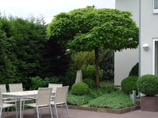 Villengarten Klassischer Garten von Claudia Wolf GARTENDESIGN Klassisch