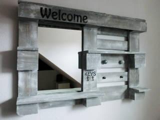 Paletino Vestíbulos, pasillos y escalerasCómodas y estanterías