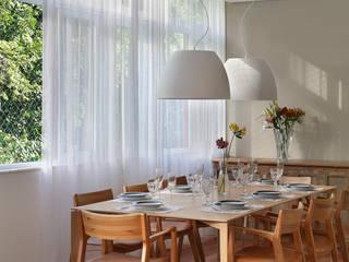 Cerejeira Agência de Arquitetura Moderne Esszimmer