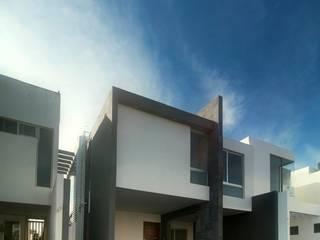 Casa Lomas Casas minimalistas de RTstudio Minimalista