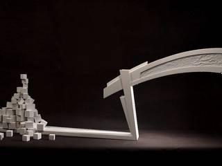 Bureaulamp (XV):   door atelier De Zondagse Kamer