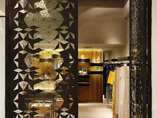 Cerejeira Agência de Arquitetura Oficinas y tiendas de estilo moderno