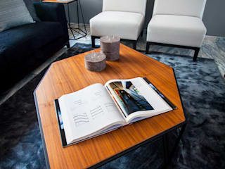 Concepto Taller de Arquitectura ห้องนั่งเล่นของตกแต่งและอุปกรณ์จิปาถะ