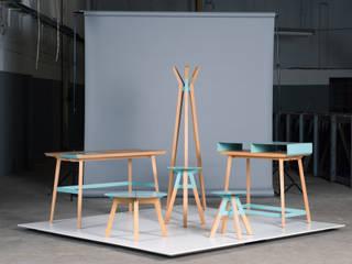 ENSAMBLE de DUCO Laboratorio de Diseño Escandinavo