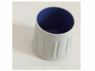 Ceramic cups par LCGR Studio Moderne