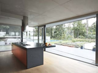 CONIX RDBM Architects Modern Kitchen