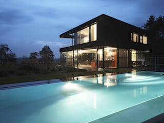 CONIX RDBM Architects Modern Houses