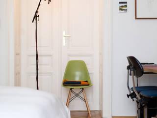 Micro Bulb Stehlampe Rot - Arbeiten:   von REBLAU Design