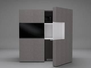 Pop-up kitchen PIA - LTE 1:   von Dizzconcept