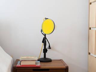 Micro Bulb Junior Tischlampe - Gelb -Nachtlicht:   von REBLAU Design