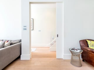 Pocket Door Details:  Corridor & hallway by CATO creative
