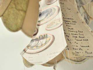 Paper Lampshade:   by madebyhandonline.com