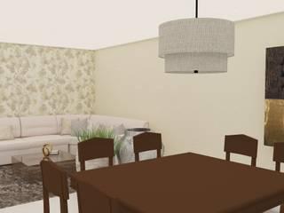 Modern Living Room by Beatriz Quiroz Interiorismo Modern