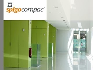 Productos técnicos SPIGOGROUP SPIGOGROUP Estudios y despachos de estilo moderno