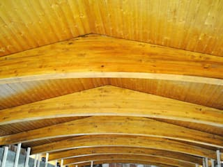 CUTECMA Estructuras de madera Klassieke huizen