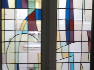 Formes et couleurs : par VITRAIL - Atelier du Faubourg Éclectique