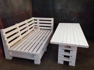 Möbel aus PALETTEN:   von Pelz Paletten