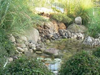 Mediterranean style garden by sihirlipeyzaj Mediterranean