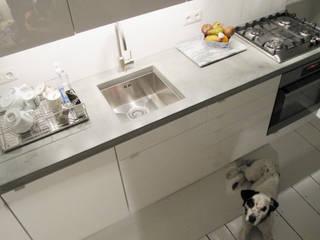 Küchenarbeitsplatten aus Glasfaser - Beton:   von Betonwerkstatt