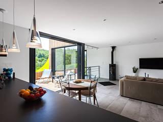 Hugues Tournier Architecte Modern Dining Room