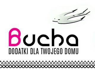 Bucha- dodatki dla Twojego domu: styl , w kategorii  zaprojektowany przez Bucha