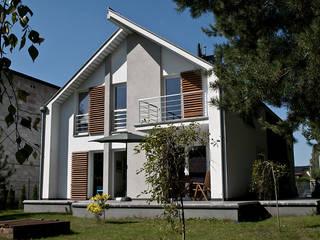 Dom w Markach od ARB+ Nowoczesny