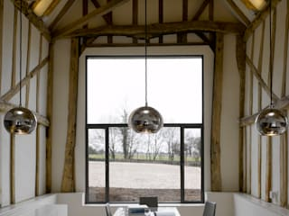 Chantry Farm Moderne Esszimmer von Hudson Architects Modern