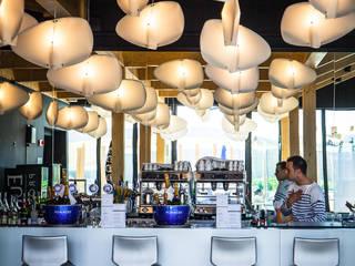 Pavillon de France à l'Exposition Universelle de Milan Gastronomie moderne par octavio & co Moderne