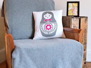 Silhouette Cushions Atomic Doris HouseholdHomewares