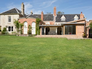 Cringleford Classic style houses by Hudson Architects Classic