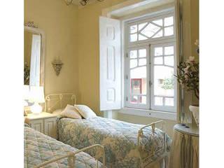 Dormitorios de estilo rústico de ADeCArquitetura Rústico