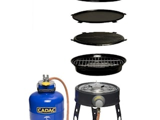barbecues portables Raviday Barbecue JardinCheminées & Barbecues